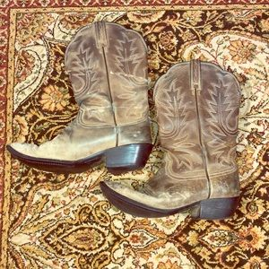 Western Ariat Boots